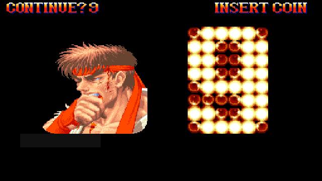 10 grandes pantallas de Game Over o para Continuar