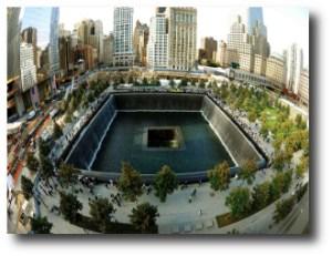10. 911 Memorial