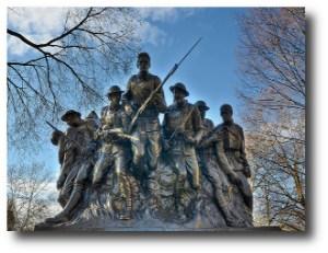 9. 107th Infantry Memorial
