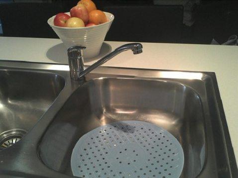 Junta agua para lavar