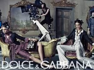 3. Dolce and Gabbana