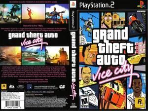 3. Grand Theft Auto- Vice City