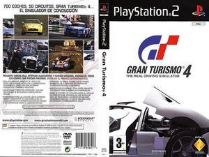 6. Gran Turismo 4