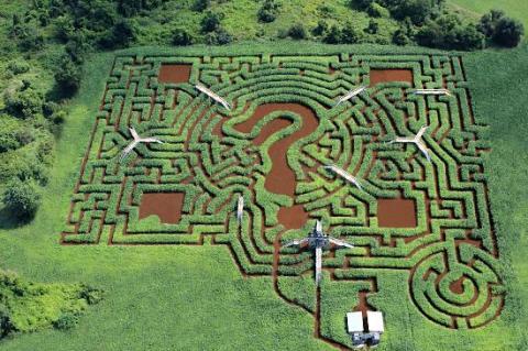 Davis Mega Maze Sterling