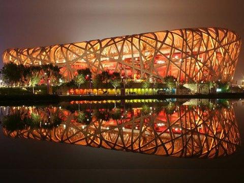 Estadio Olímpico de Beijing