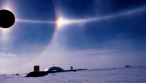 La base Amundsen-Scot
