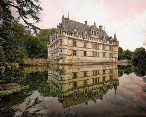 Le Chateau d'Azay le Rideau