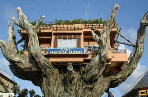Naha Harbor Diner