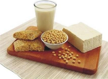 Soja o proteína de soya