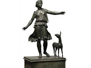 8. Artemisa y el ciervo
