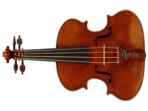 9. Violin Stradivarius Lady Blunt