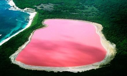 Los 10 lagos más increíbles del mundo