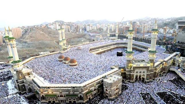 Las 10 mezquitas más grandes del mundo