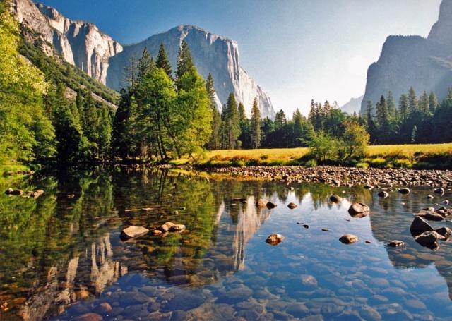 Los 10 mejores parques naturales de Estados Unidos