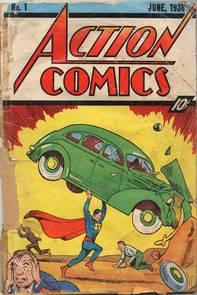 Los 10 cómics más caros de todos los tiempos