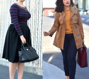 Comprarse ropa de otra talla