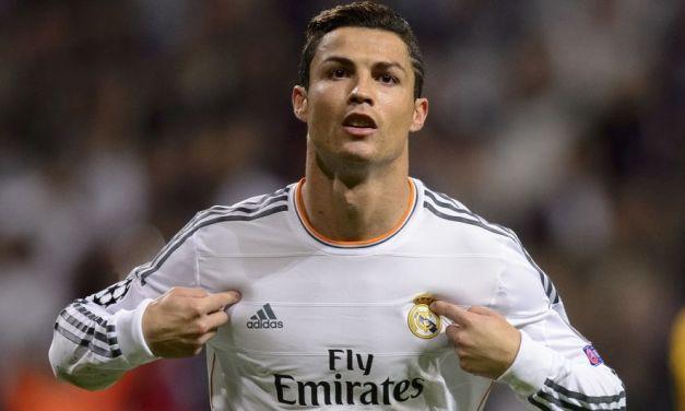 Los 10 futbolistas  que más camisetas venden