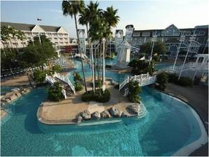 4. DisneyÔÇÖs Beach Club Resort