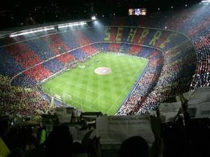 5. Estadio Camp Nou