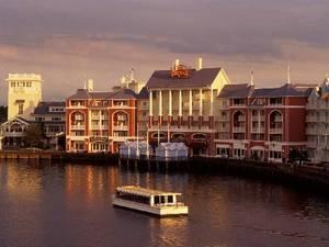 7. DisneyÔÇÖs Boardwalk Inn & Villas