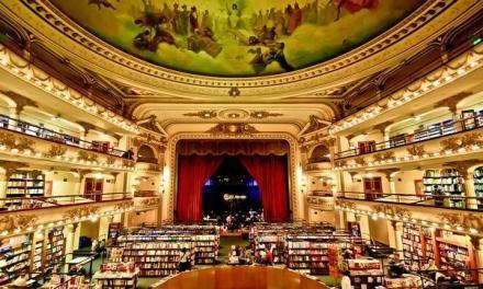 Las 10 librerías más bellas  del mundo