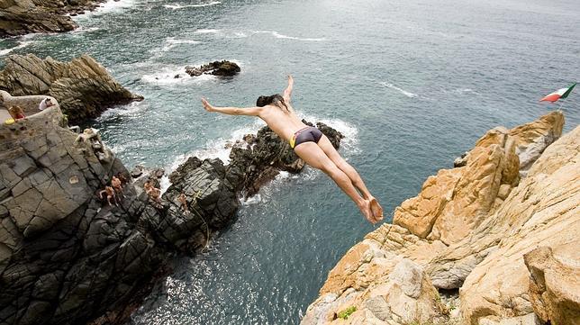 Los 10 mejores  saltos de acantilados del mundo
