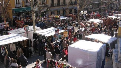 Rastro de Madrid