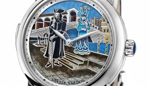 Ulysses Carnival of Venice