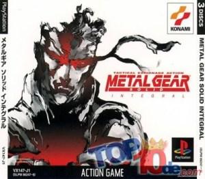 1.  Metal Gear Solid