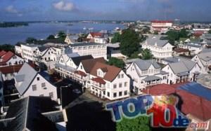 Los 10 países menos poblados del mundo
