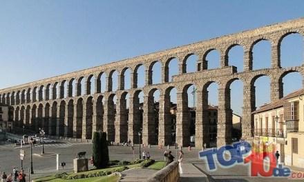 Los 10 acueductos romanos más famosos del mundo