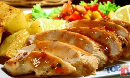 Los 10 alimentos con mayor proporción de proteínas