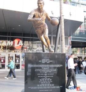 Las 10 mejores estatuas de deportistas