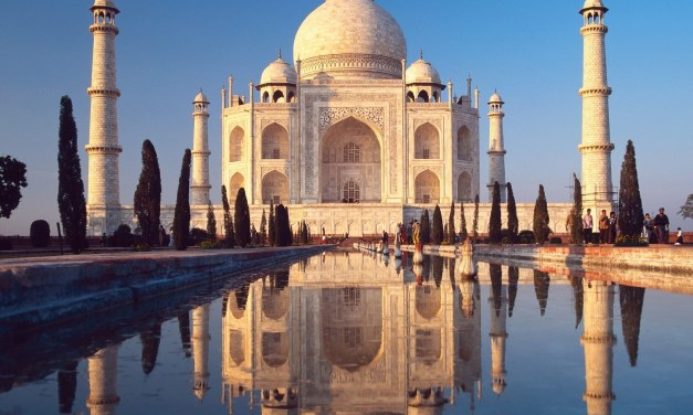 Los 10 lugares más visitados en la India