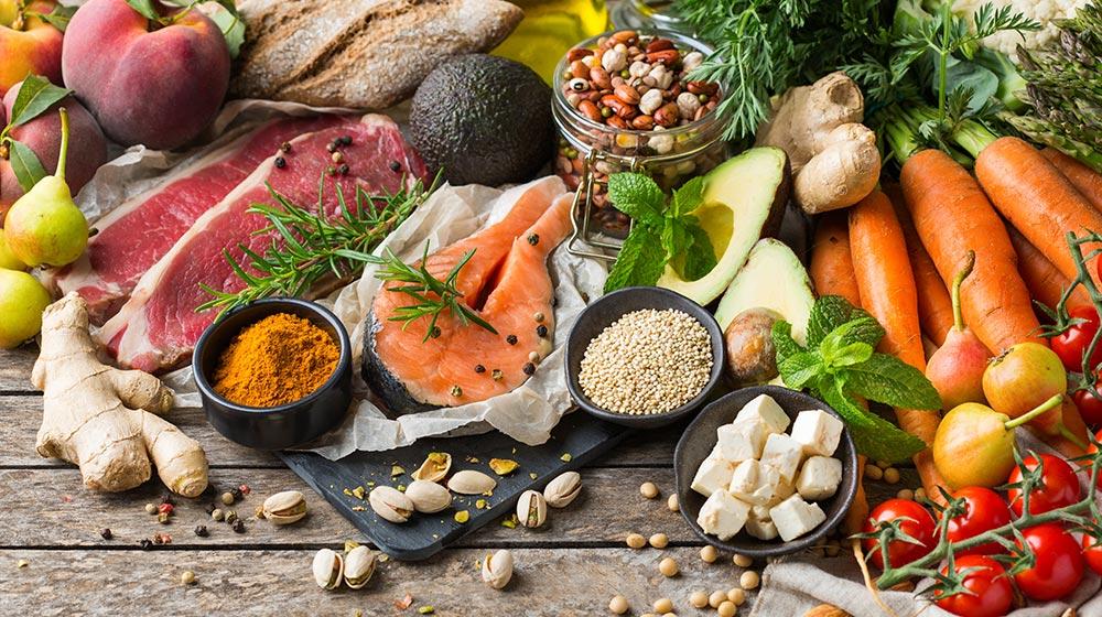 Top 5 de los mejores alimentos para la Salud