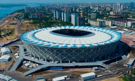 Top 5 mejores estadios donde se realizará el mundial Rusia 2018