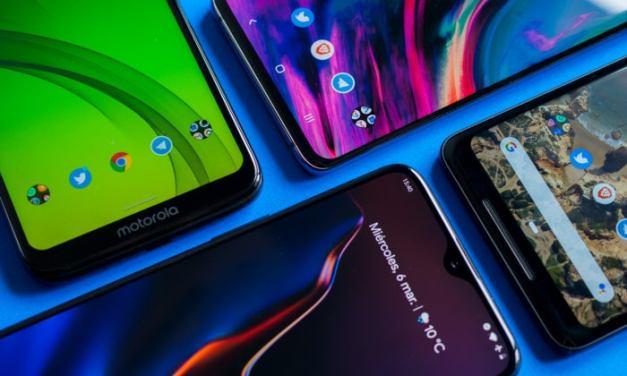 Top 5 marcas de teléfonos