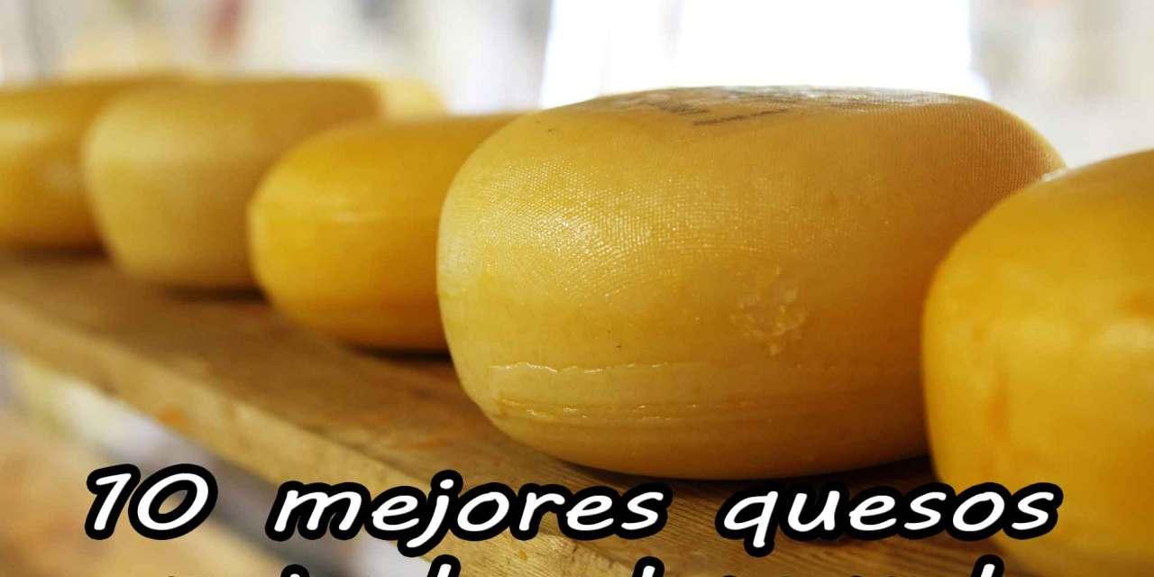 Los 5 mejores quesos en todo el mundo