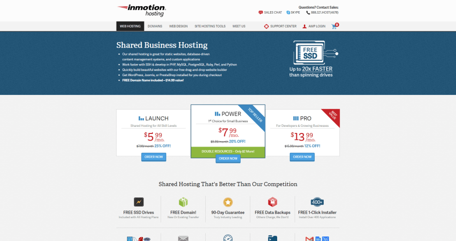 Inmotion-hosting-hébergement-web