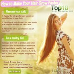 how to make your hair grow faster top 10 home remediestips to make hair grow faster