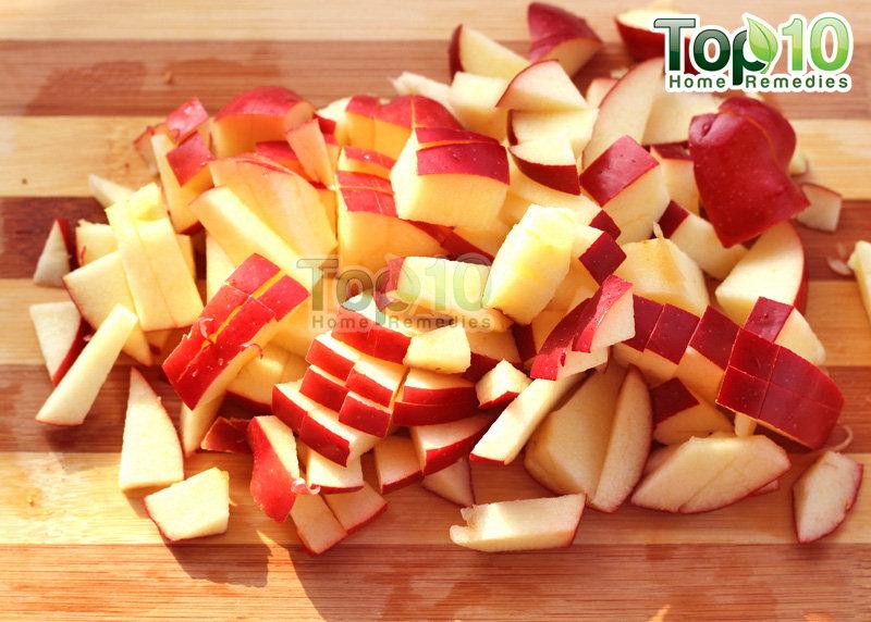 apple night cream step3