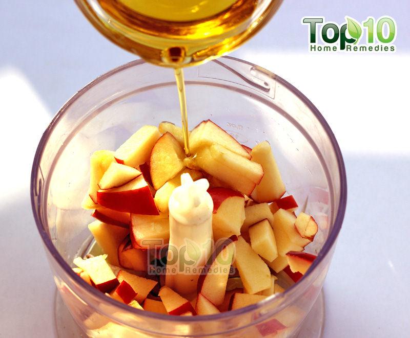 apple night cream step4