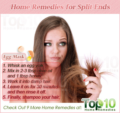 home reme s for split ends top 10 home reme s