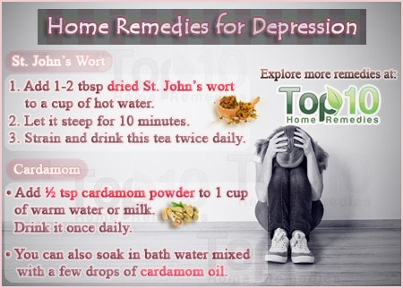 Home Remedies For Depression Top 10 Home Remedies