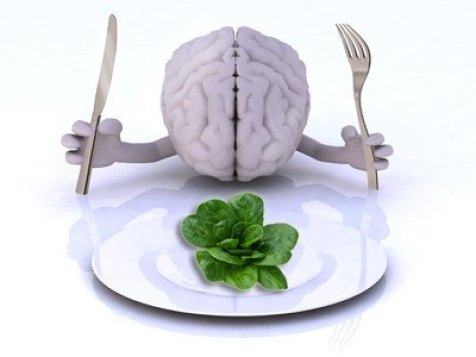 Image result for images of spinach and brain