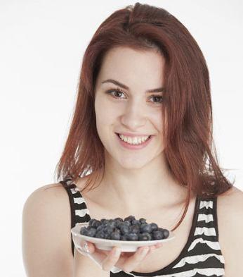 blueberries anti-envelhecimento