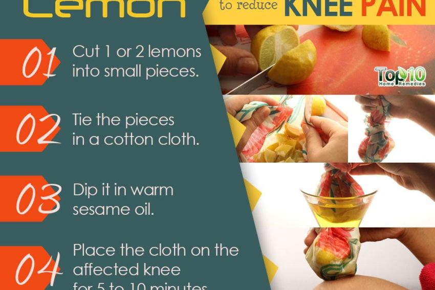 home remedies for knee pain top 10 home remedies
