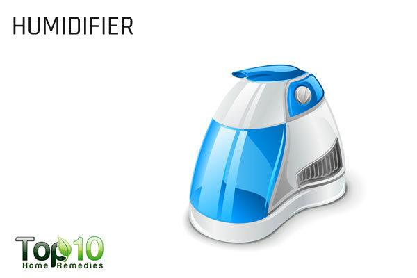 humidifier for upper respiratory infection