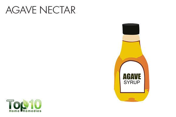 harmful agave nectar