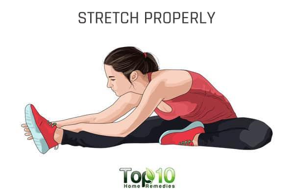 Stretch Properly